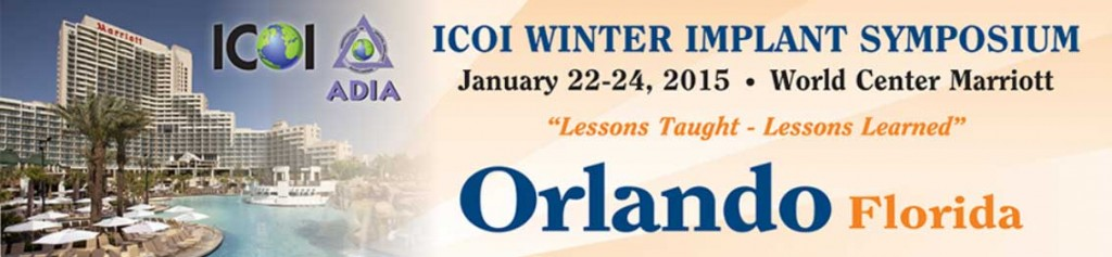 ICOI WInter Implant Symposium